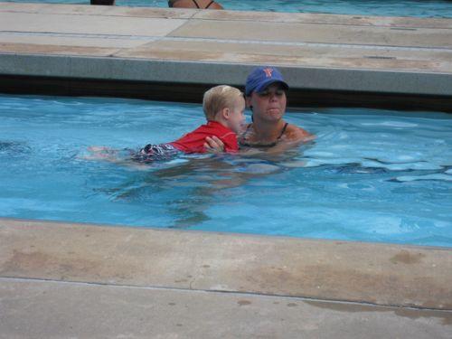 Swim lessons 020