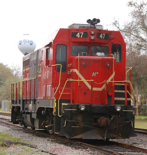 Trains 007