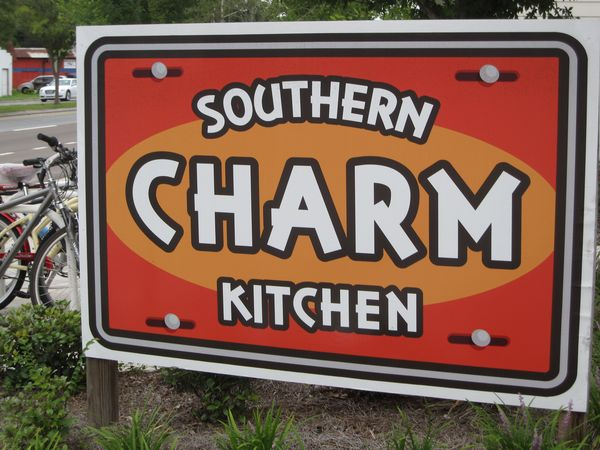 From The Porches Southern Charm Kitchen